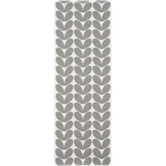 gris béton - Karin - tapis...