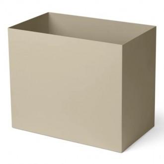 Plant Box Pot Large cashmere