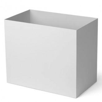 Plant Box Pot Large gris clair