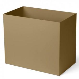 Plant Box Pot Large olive