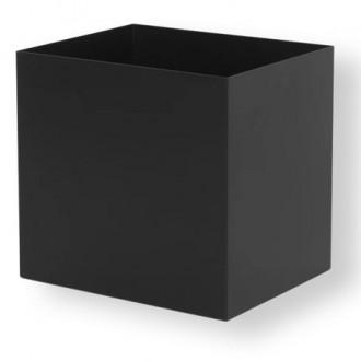 Plant Box Pot noir