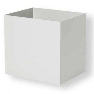 Plant Box Pot gris clair