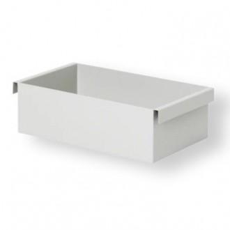 container Plant Box gris clair