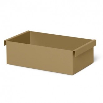 container Plant Box olive