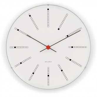 Horloge Bankers - Ø21cm -...