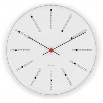 Horloge Bankers - Ø29cm -...