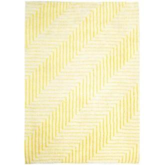 yellow - Zag Rug