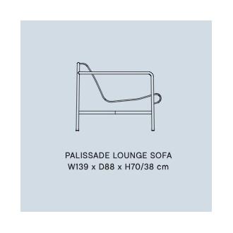sofa lounge - Palissade
