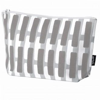 24x15cm - Siena pouch, grey...