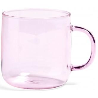 mug 300 ml rose – Borosilicate