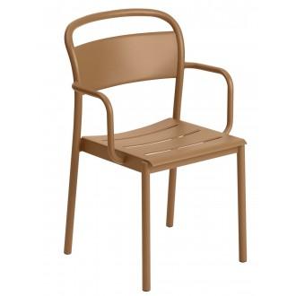 fauteuil de table orange...