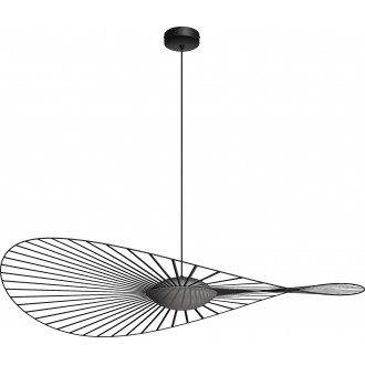 Noir Ø140 cm – suspension...