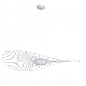 Blanc Ø140 cm – suspension...