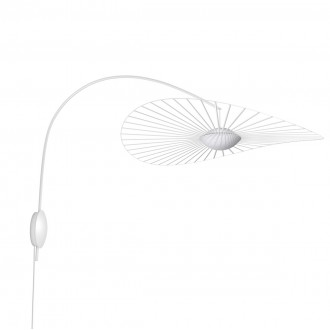 Blanc Ø110 cm – applique...