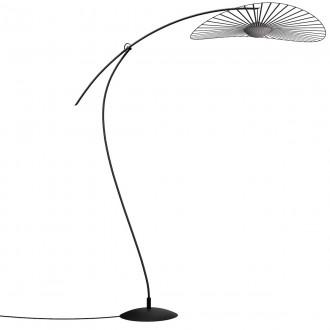 Noir Ø110 cm – lampadaire...