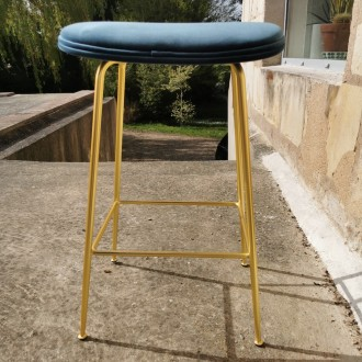 Beetle bar stool without...