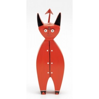Little Devil - Wooden Doll