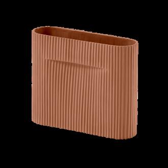 H16,5cm - terracotta -...