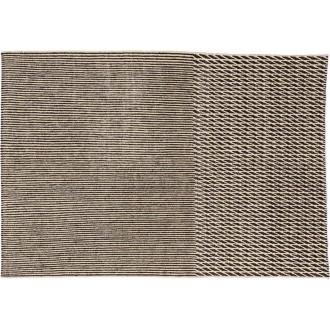 170x240cm - noir - tapis Blur