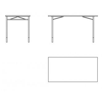 136x68cm – Nyhavn Desk FJ5369