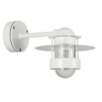 White - Albertslund wall lamp