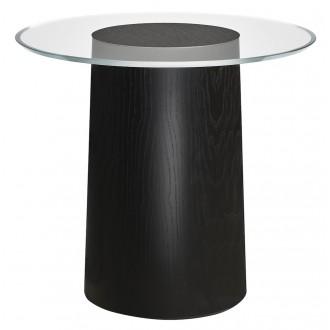 Black coloured ash - STUB -...