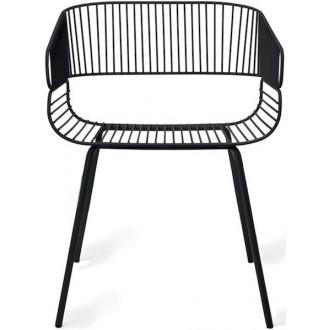 black - Trame chair