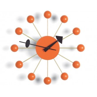 orange - Ball Clock
