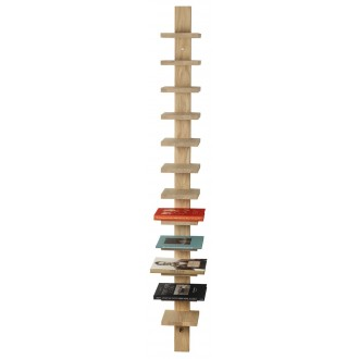 lacquered birch - Pilaster...