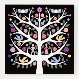 Tree of Life - Graphic Wall...