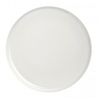 plate Ø25cm - white