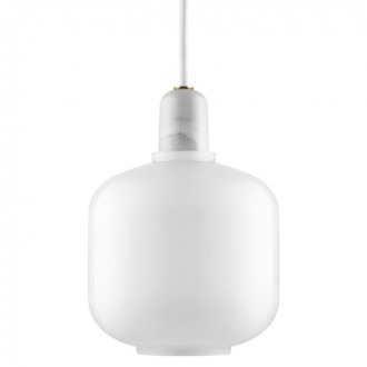 small - white - Amp pendant