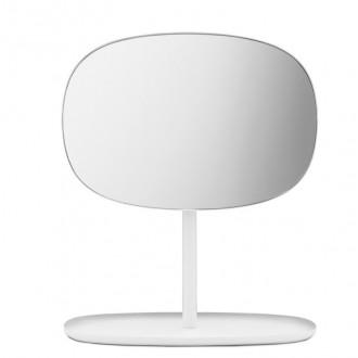 white - Flip mirror