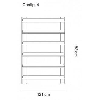 configuration 4 - étagère...